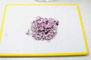 アボカドとシーチキンのサラダ1