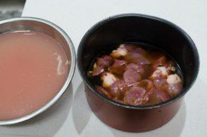 鶏レバーの甘煮12